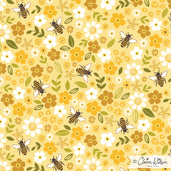 CWD_Bees & Flowers-01