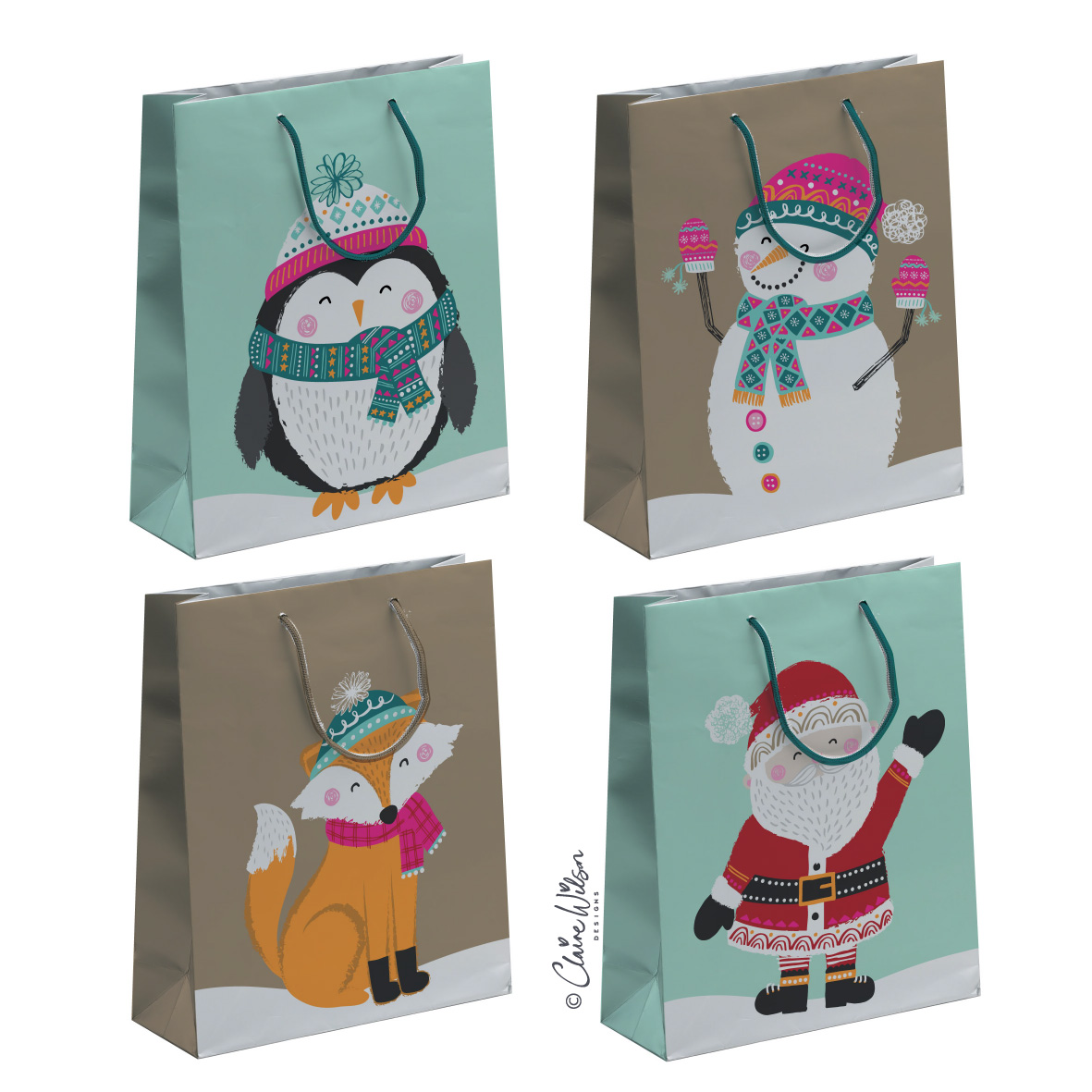 CWD_Cute Characters – Gift Bags-01