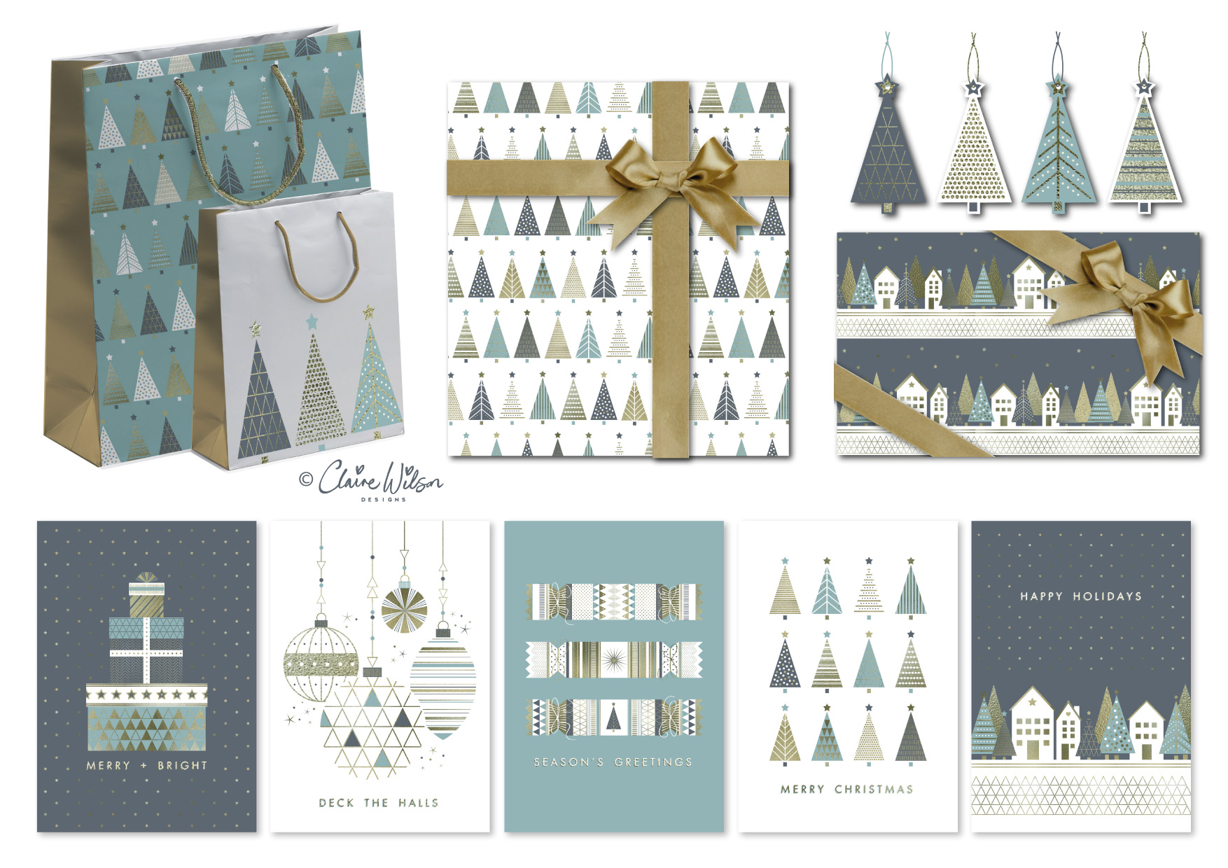 CWD_Geo Christmas Collection Concept-01